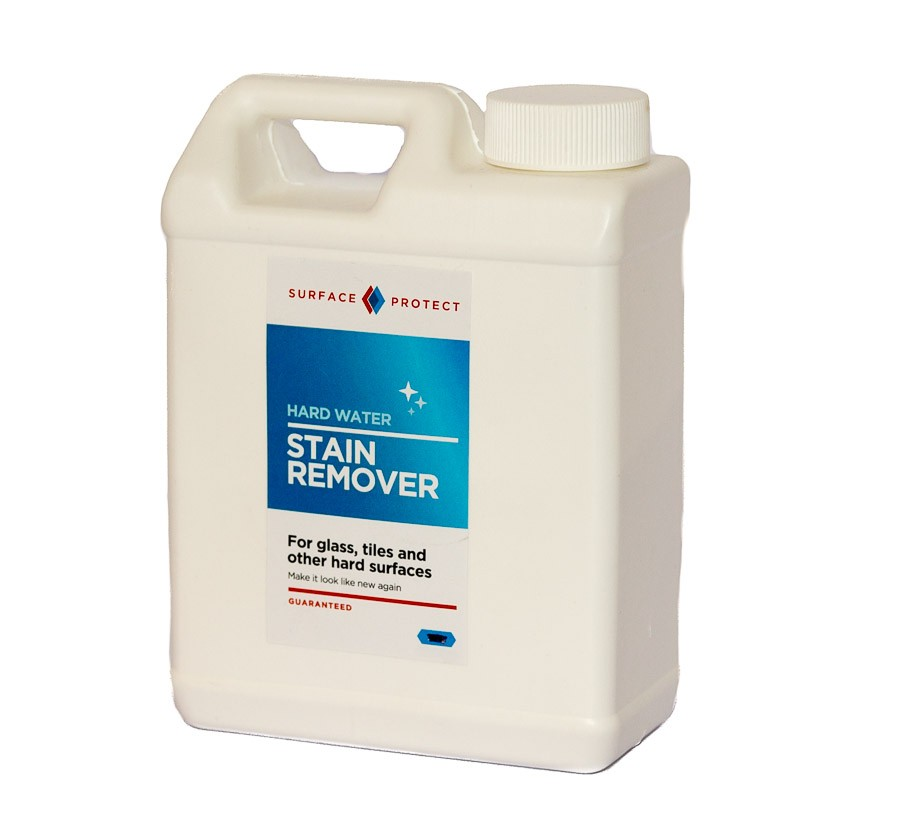 Hard Water Stain Remover for Glass/Tiles/Chrome/Vitreous China ...